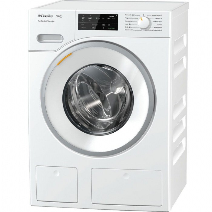 MIELE WWE660 TDos Wifi W1 Front-loading washing machine with TwinDos